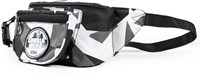 Gorilla Wear Stanley Fanny Pack - Gray/White Camo-2