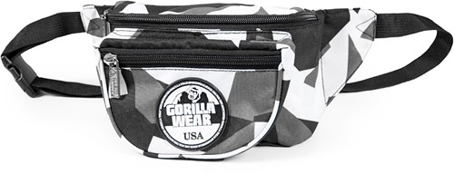 Gorilla Wear Stanley Fanny Pack - Gray/White Camo-3