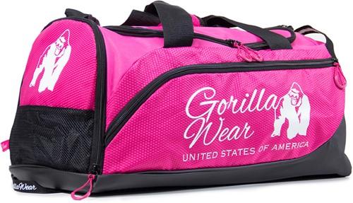 Gorilla Wear Santa Rosa Gym Bag - Pink/Black