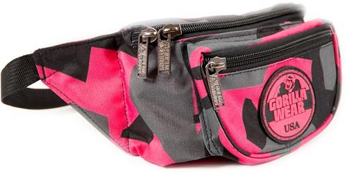 Gorilla Wear Stanley Fanny Pack - Pink Camo-3