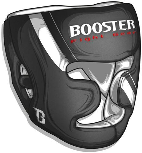 Booster BHG Zwart hoofdbeschermer