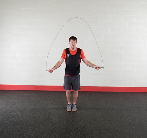 Body Solid gewichtsvest 5