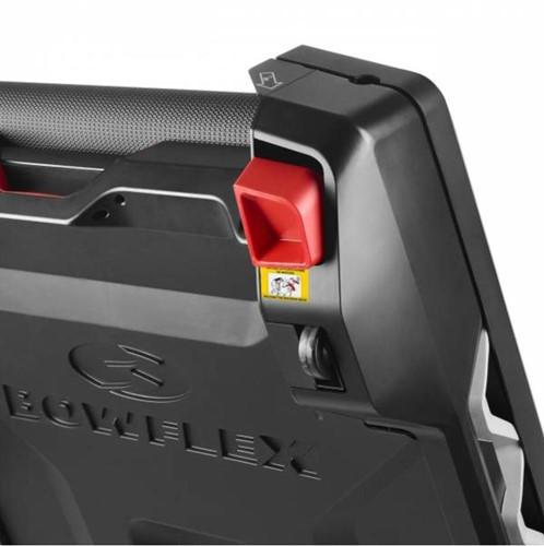 Bowflex BXT 326 result series loopband onderkant