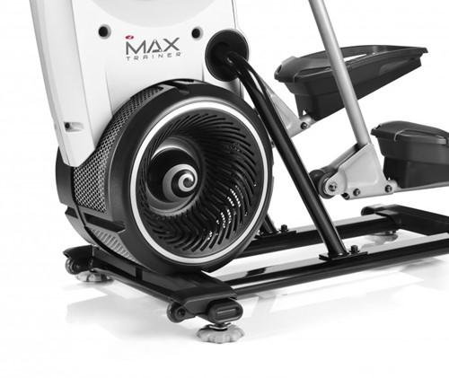 Bowflex Max Trainer M7 crosstrainer detail