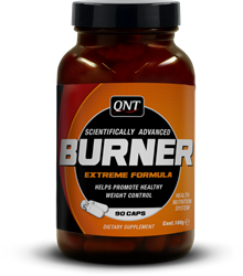 QNT Burner - 90 caps
