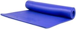 Pro Fitnessmat blauw