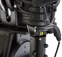 Finnlo Maximum Inspire Cross Rower CR2 Detail 8