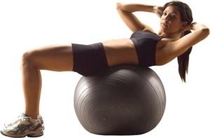 Effectiever trainen met Gym- & Fitnessballen