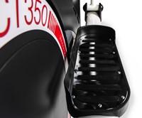 Flow Fitness DCT350 crosstrainer detail 2