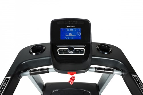 Flow Fitness DTM 2500 loopband display