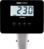 Flow Fitness Driver DMR250 display.jpg