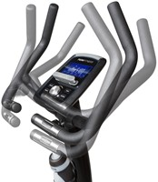 Flow Fitness Perform B3i seat vertical adjustment