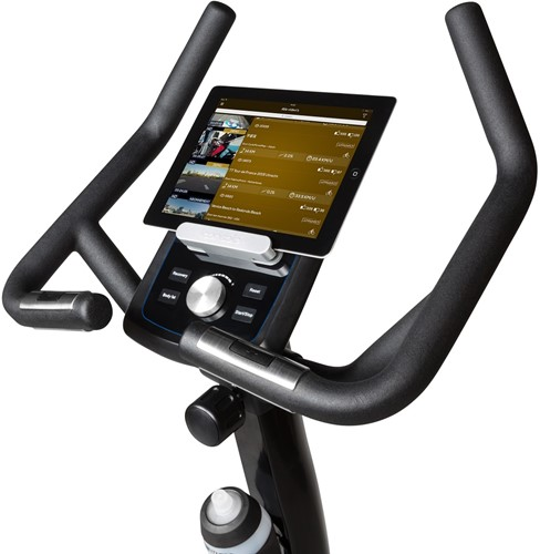 Flow Fitness Perform B3i computer with tablet 2 - Kinomap videos