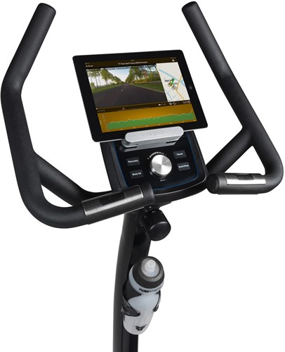 Flow Fitness Perform B3i computer with tablet 3 - Kinomap training