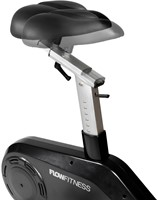 Flow Fitness Perform B3i seat horizontal adjustment