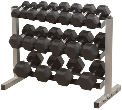 3 Tier Dumbbell Rack