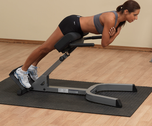 Body-Solid Hyperextension