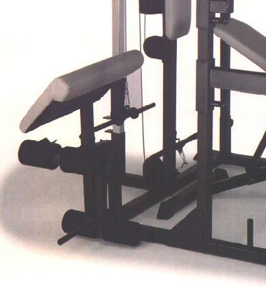 Body-Solid Gym Organizer