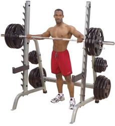 Body-Solid Multi Press Squat Rack