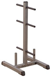 Body-Solid Standard Plate Tree & Bar Holder - 30 mm