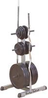 Body-Solid Standard Plate Tree & Bar Holder - 30 mm-2