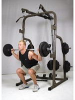 Hammer Fitness Solid XP Halterbank-3