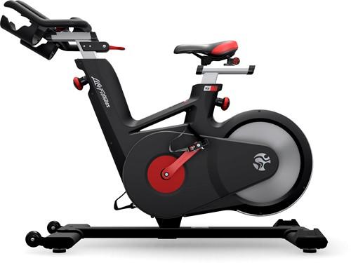 Life Fitness ICG IC6 spinbike zijkant stuur links