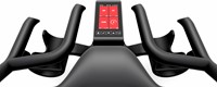 Life Fitness ICG IC6 spinbike display met stuur