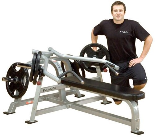 Body-Solid Leverage Bench Press