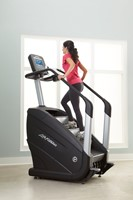 Life Fitness Powermill Stairclimber Discover SE - Gratis montage-3