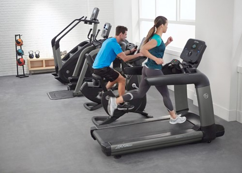 Life Fitness cardio explore - scene 3