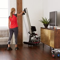 Life fitness Row gx trainer model