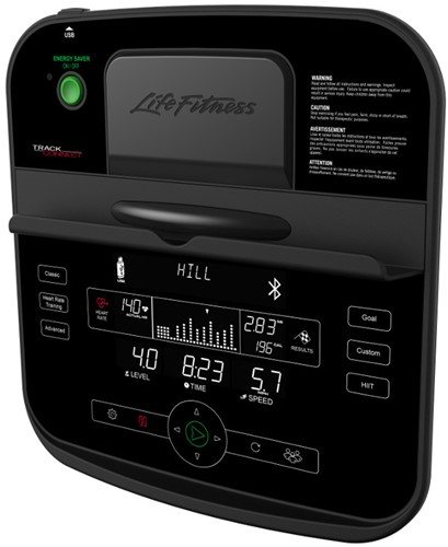 Life fitness Track Connect console cardio 2