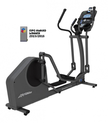 Life Fitness E1 Track+ Crosstrainer -  Showroom model