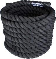 Muscle Power Battle Rope-1