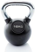 Kettlebell 16 kg rubber-2