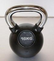 Kettlebell 16 kg rubber-1