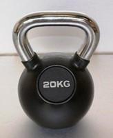 Kettlebell 20 kg rubber-1