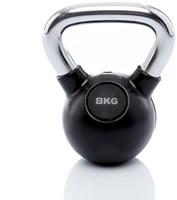 Kettlebell 8 kg rubber-2