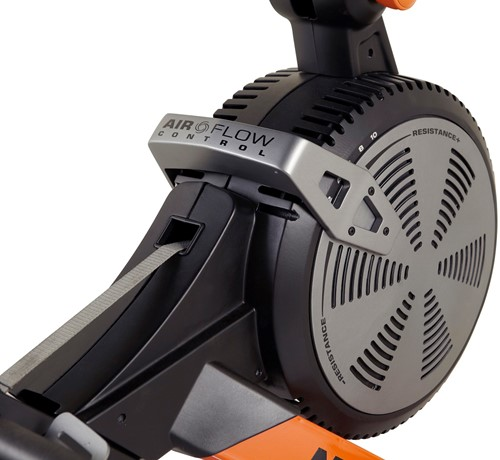 NordicTrack RX800 roeitrainer detail 2