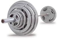 Body-Solid Olympische Halterset - Gietijzer-3