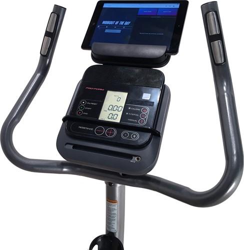 ProForm-210i-CSX-hometrainer-display