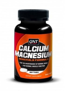 QNT Calcium en Magnesium - 60 tabs
