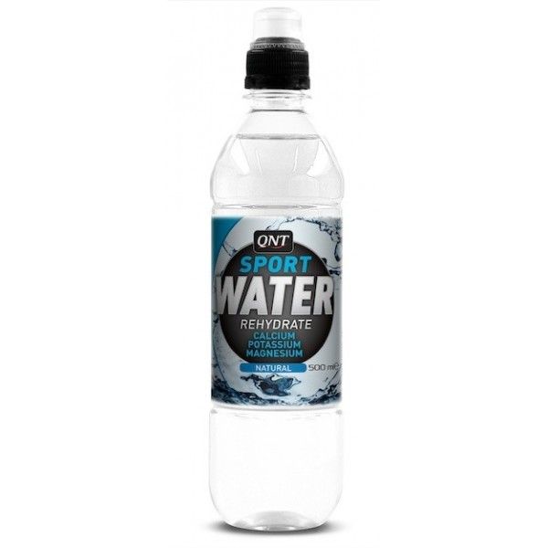QNT Sport Water - 24x500ml - Natural
