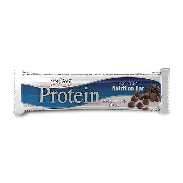 QNT - Easy Body High Protein Nutrition Bar - 24 repen - Vanilla