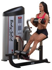 Body-Solid (PCL Series II) Ab and Back Machine