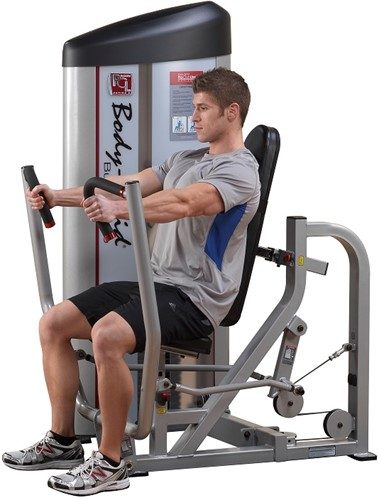 Body-Solid (PCL Series II) Chest Press-3