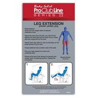 Body-Solid (PCL Series II) Leg Extension-2