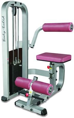 Body-Solid Pro Club Line Back Machine