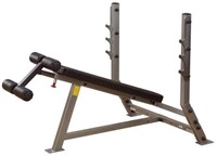 Body-Solid Pro Club Line Decline Olympic Bench